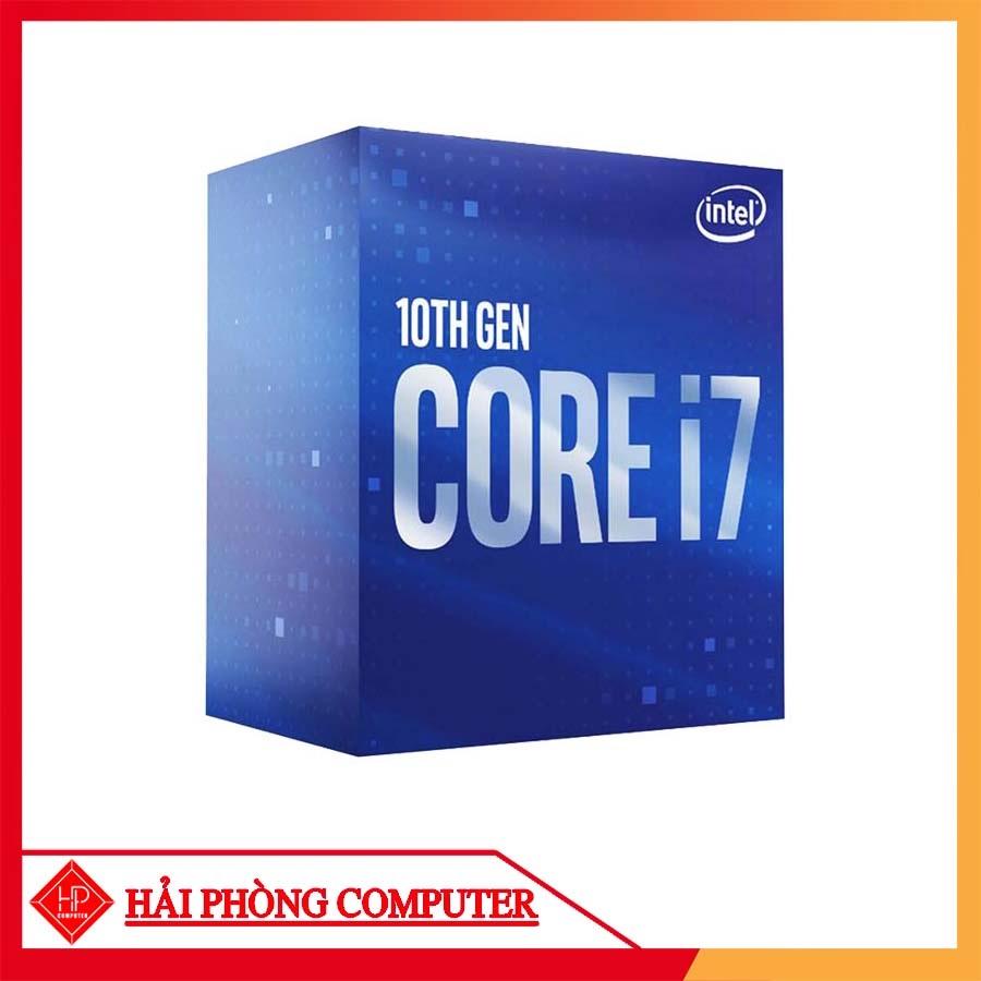 CPU INTEL CORE I7-10700