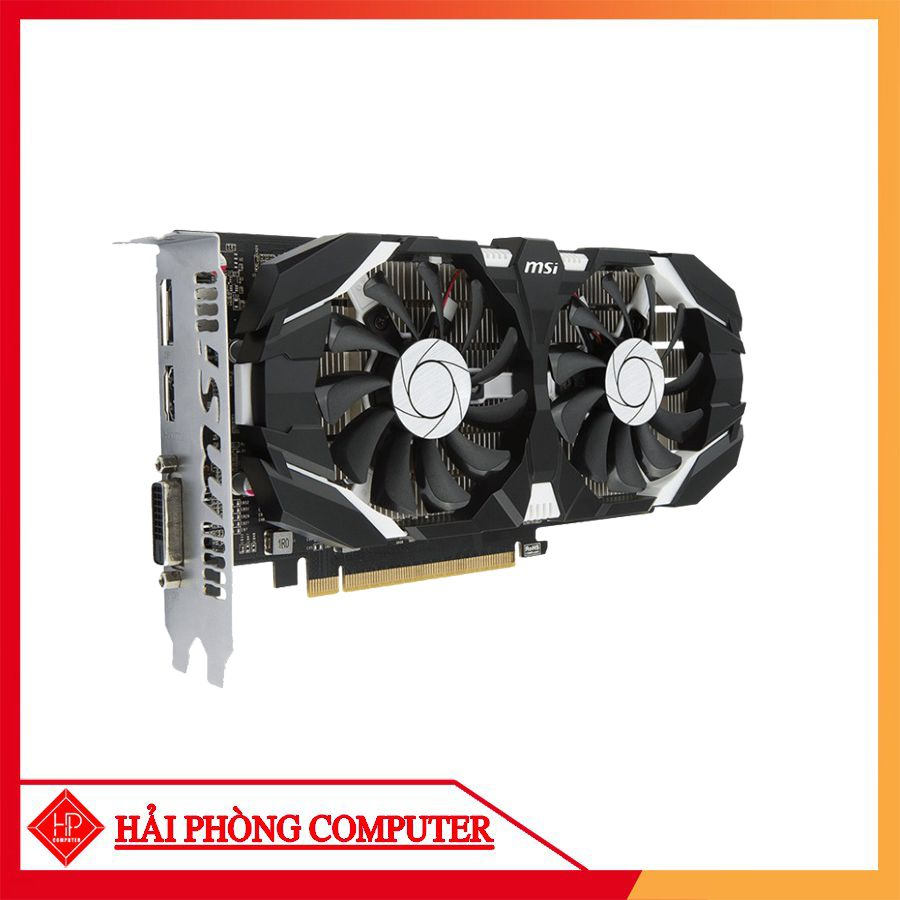 CARD MÀN HÌNH Msi 4GB GTX1050Ti 4GT OCV1