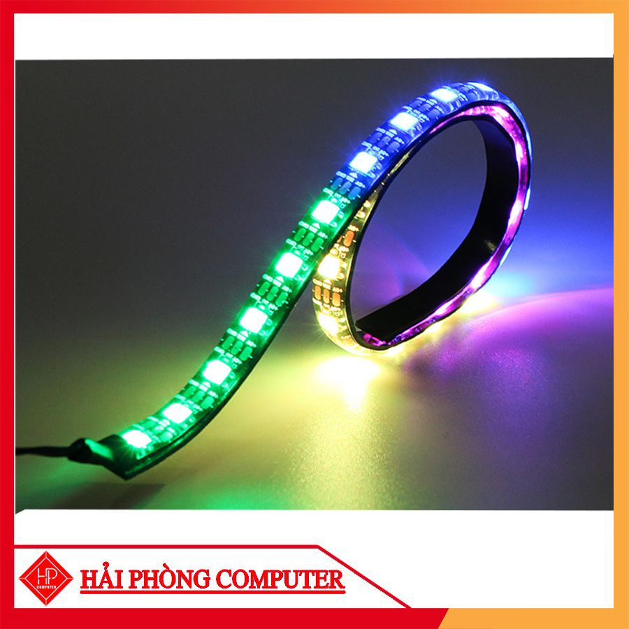 DẢI LED RGB TRANG TRÍ MÁY TÍNH