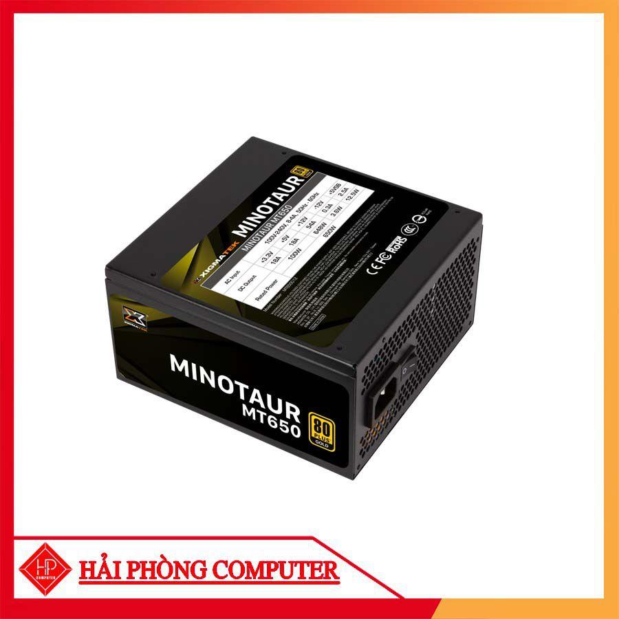 PSU – NGUỒN XIGMANTEK MINOTAUR MT650 650W