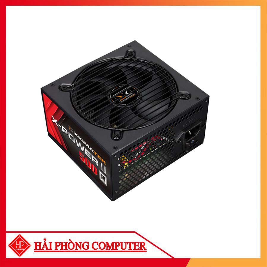 PSU – NGUỒN XIGMANTEK X-POWER II 500 450W