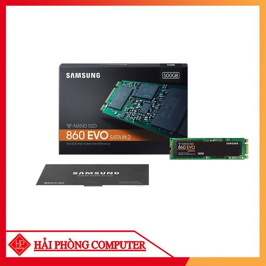 Ổ CỨNG SSD SAMSUNG 860 EVO 500GB M.2 2280