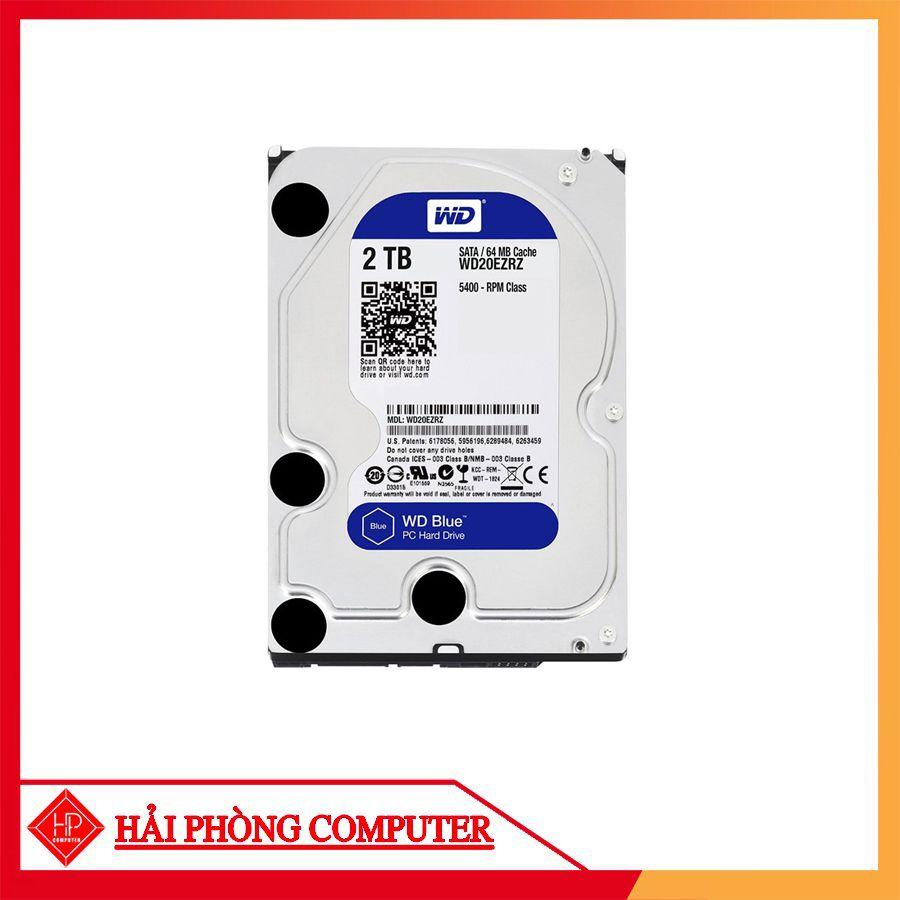 Ổ CỨNG HDD WESTERN CAVIAR BLUE 2TB 3.5 INCH