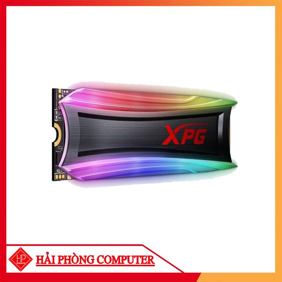 Ổ CỨNG SSD ADATA XPG SPECTRIX S40G RGB 512GB M.2