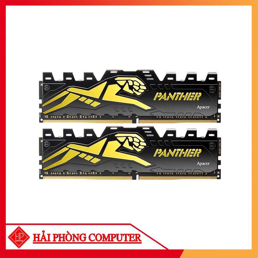 RAM APACER PANTHER GOLDEN (1x8GB) DDR4 2666MHz