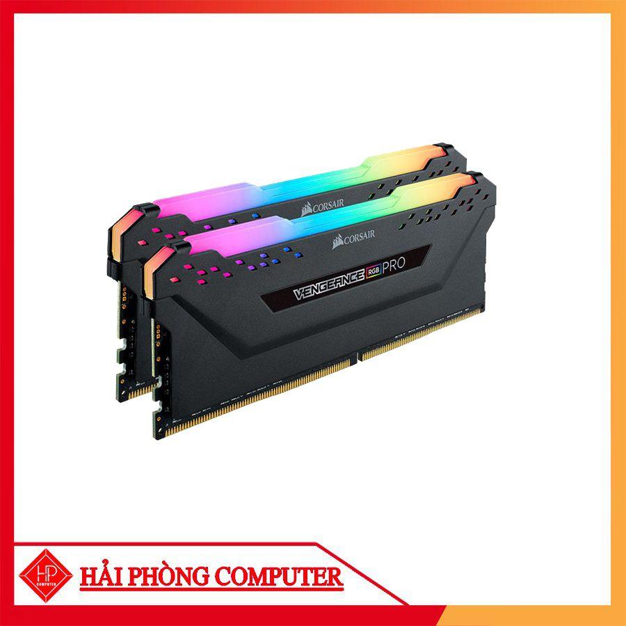 RAM CORSAIR Vengeance RGB Pro 32G (2x16GB) DDR4 3000MHz
