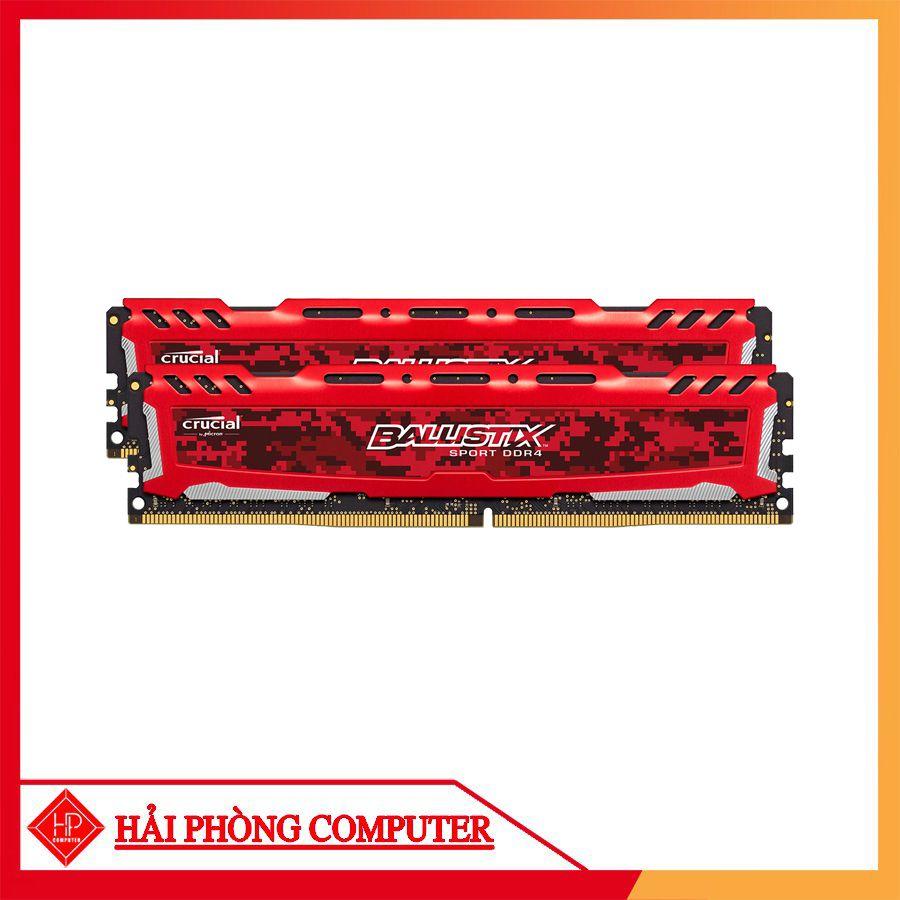 RAM CRUCIAL BALLISTIX Sport LT (1x4GB) DDR4 2666MHz