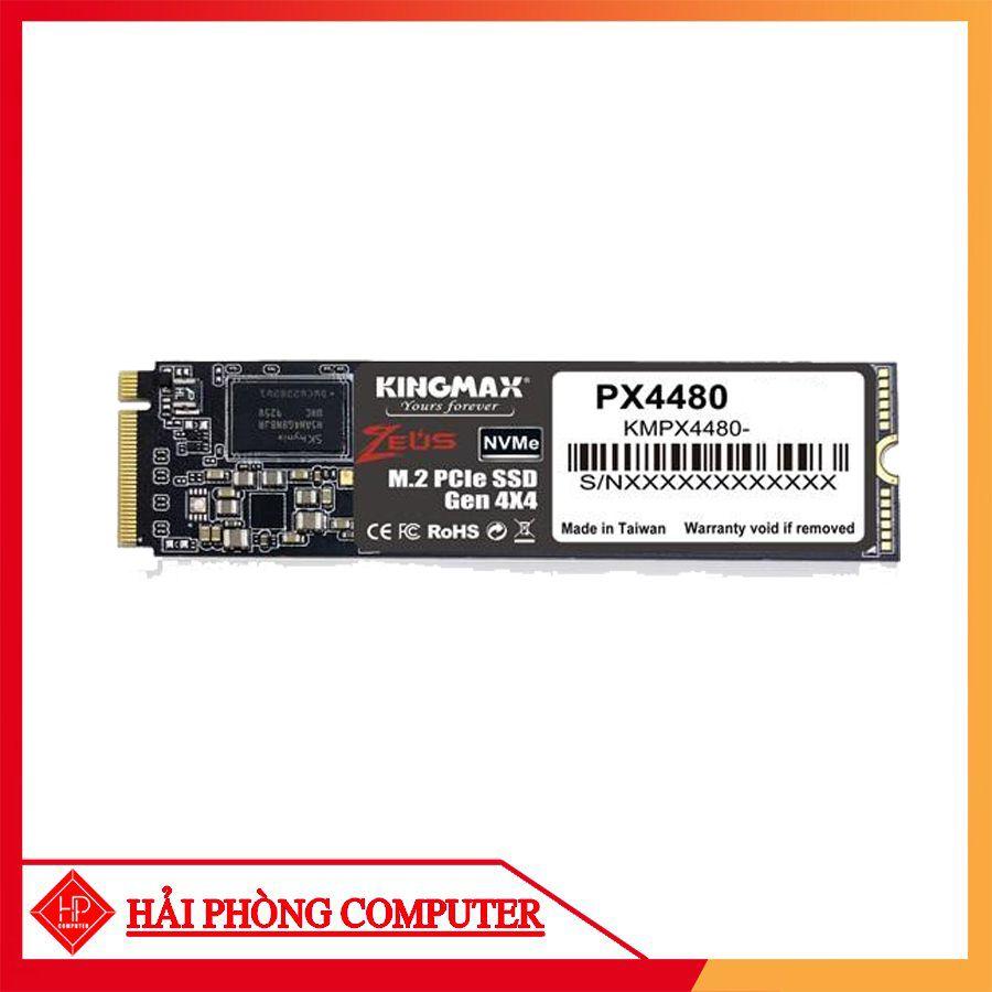 Ổ CỨNG SSD KINGMAX ZEUS PX4480 500GB M.2 2280 PCIe