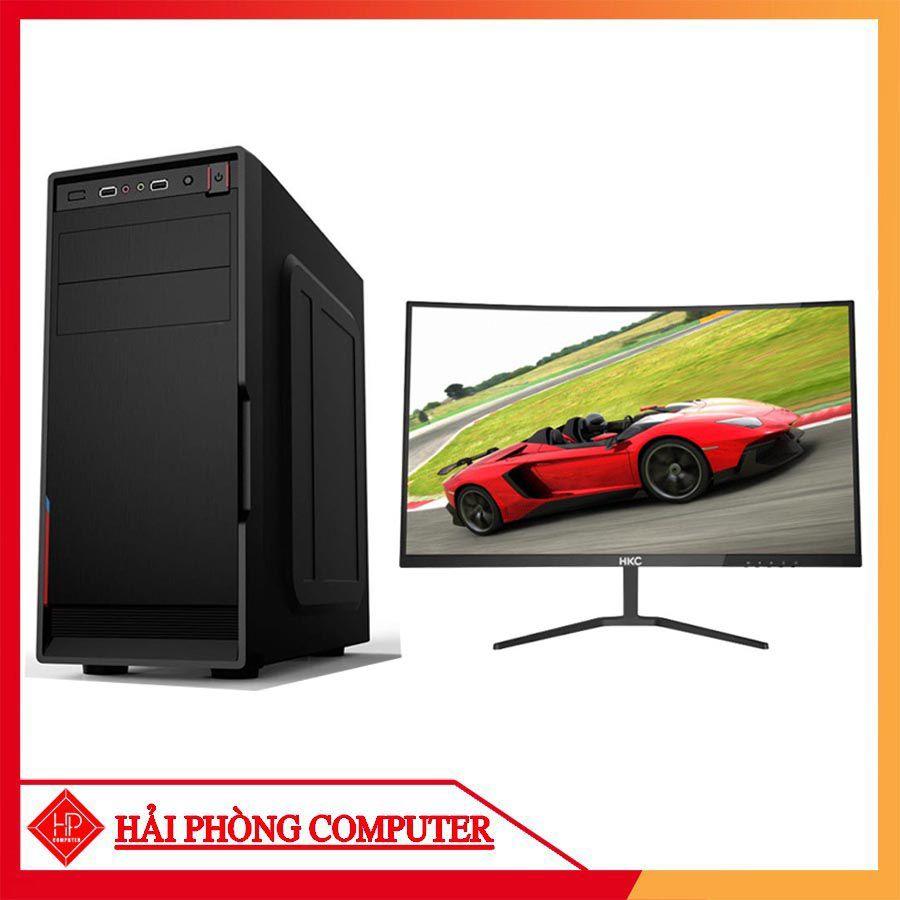 TRỌN BỘ PC GAMING HPC02 + MÀN HÌNH HKC 24INCH