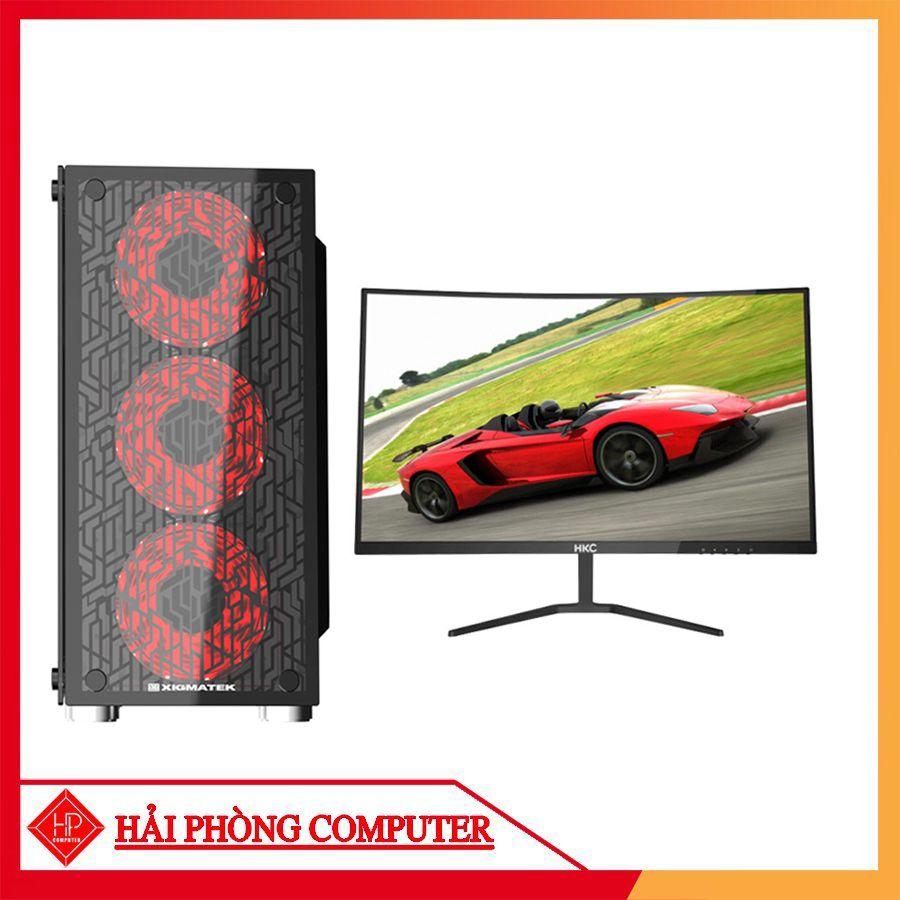 TRỌN BỘ PC GAMING HPC01 + MÀN HÌNH HKC 24INCH